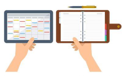 Hoe creëer je ruimte in je agenda