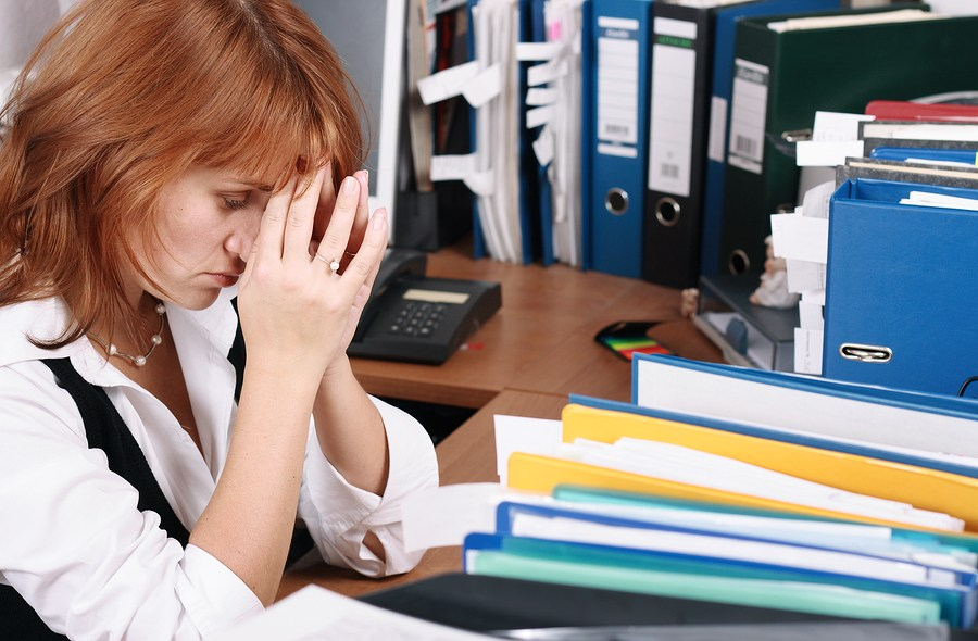 Werkdruk of werkstress?
